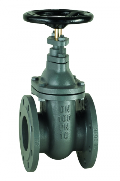Cast Iron Gate Valve Flat Body Internal Screw
