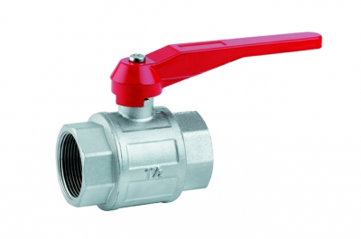 Female/female ball valve - full flow